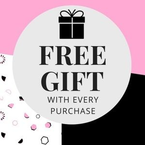 Accessories - FREE gift with every purchase!